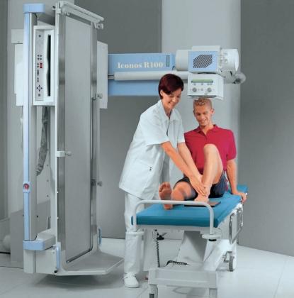 XP-fluoroscope-ICONOS R100-保养合同
